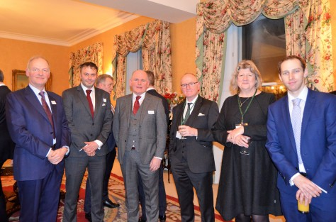 Embassy Reception for Irish Chaplaincy 60th Anniversary November 27th 2017. Gerry Molumby (21).JPG