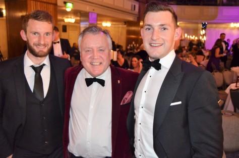 Irish Post Awards Grosvenor House Hotel London November 23rd 2017 Gerry Molumby (21).JPG