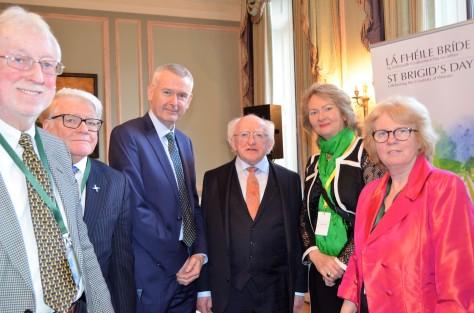 St. Brigid Day Embassy of Ireland February 1st 2018 Gerry Molumby (12)