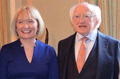 St. Brigid Day Embassy of Ireland February 1st 2018 Gerry Molumby (15).JPG