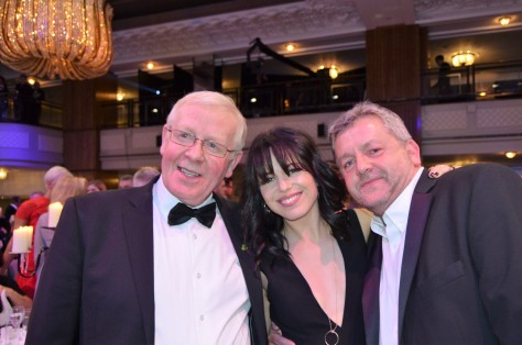 Irish Post Awards Grosvenor House Hotel London November 23rd 2017 Gerry Molumby (17)