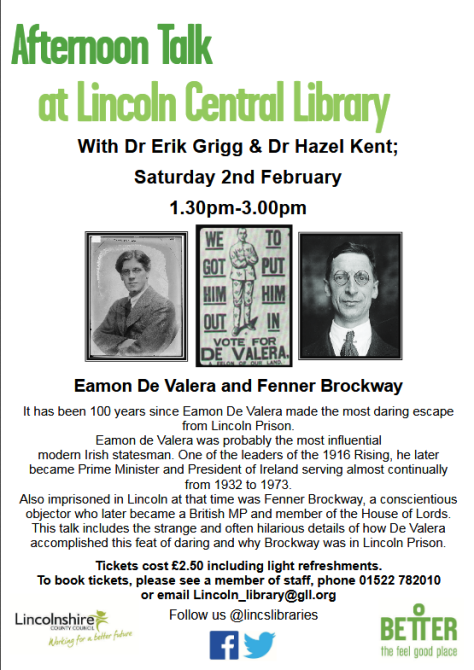 eamon de valera and fenner brockway