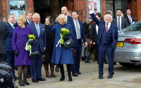 Irish President MD Higgins visit to Liverpool February 12th and 13th 2019 Gerry Molumby (3)