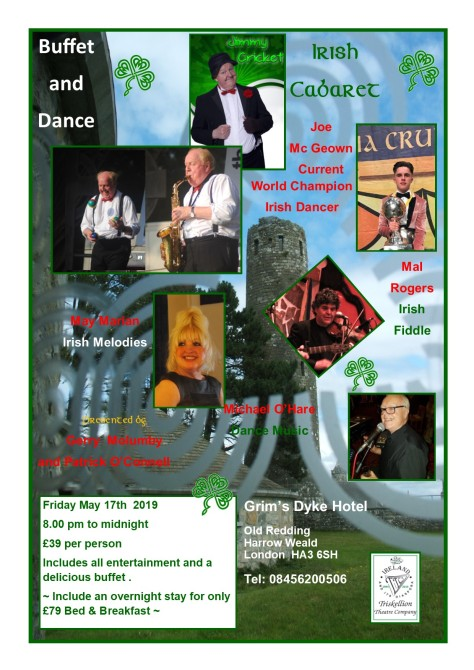 Irish Cabaret and Dance Grim's Dyke Harrow May 17th  2019.jpg