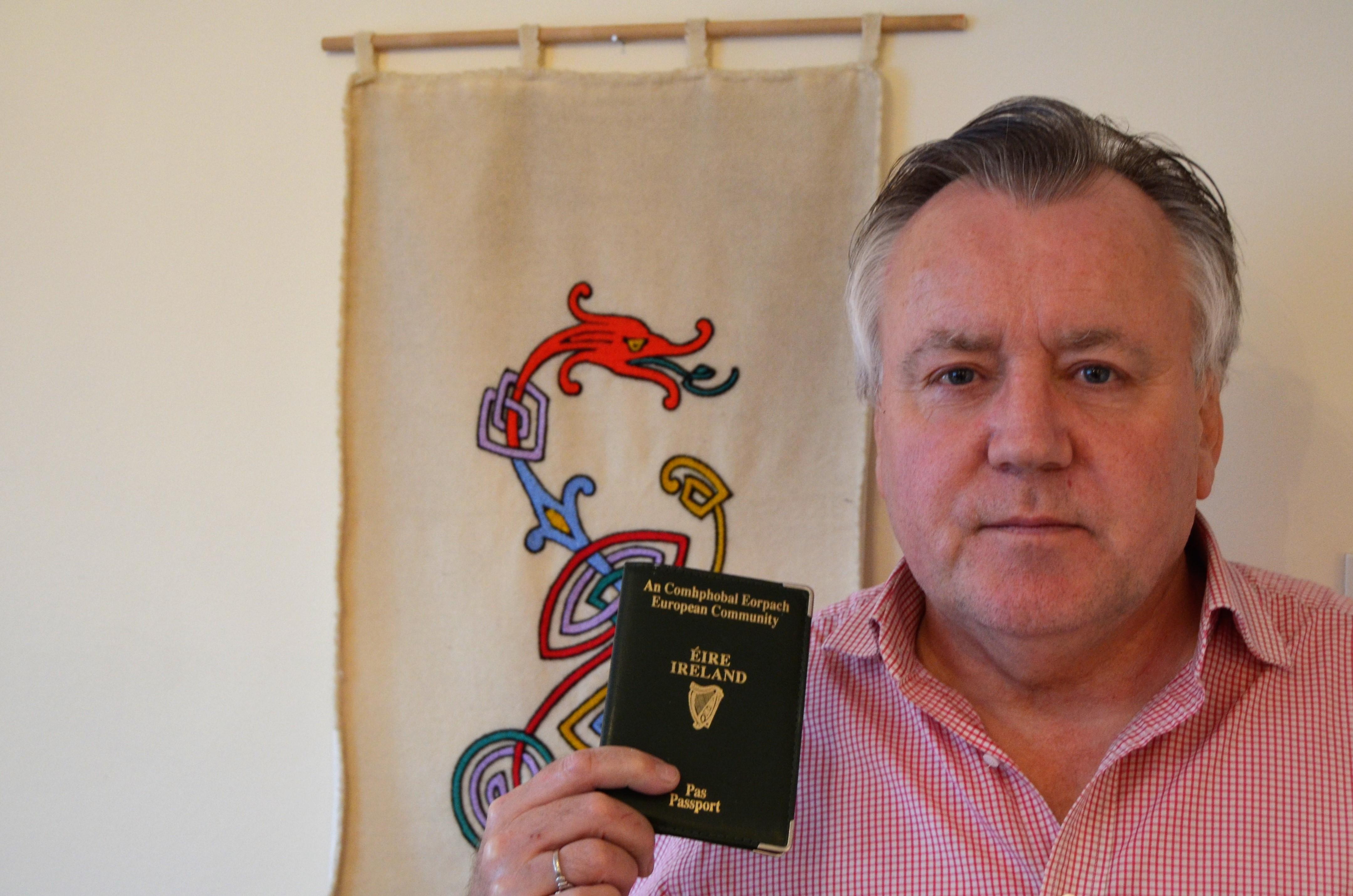 Irish Passport is a work of art Gerry Molumby September 2017 (4)